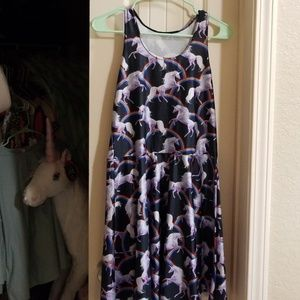 Dresses & Skirts - Adorable unicorn dress